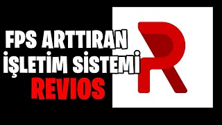 OPERATING SYSTEM THAT INCREASES FPS !! WHAT IS REVIOS? (Fortnite Turkish)