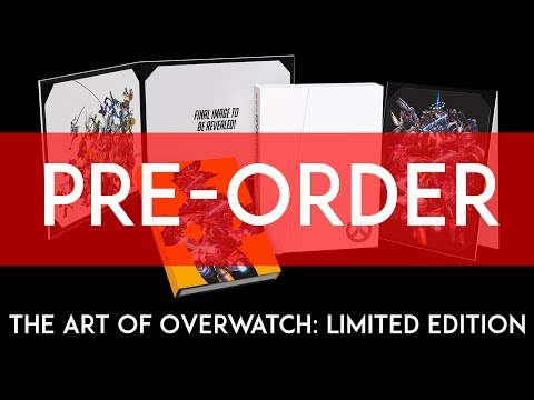 The Art of Overwatch Limited Edition (PRE-ORDER)