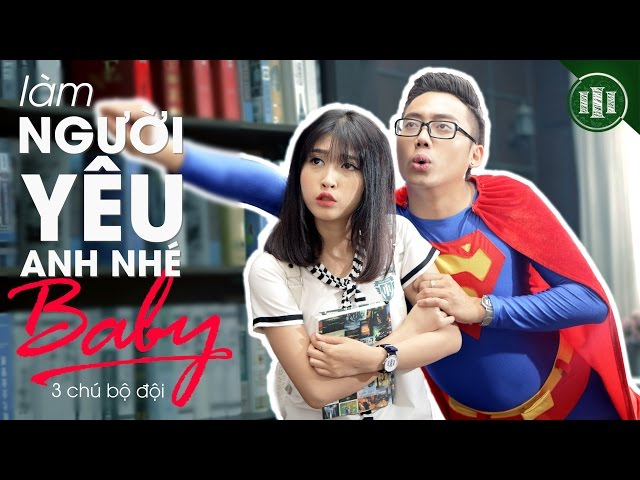 Làm Người Yêu Anh Nhé Baby [OST 02] | Parody by PHIM CẤP 3 - Ginô Tống | Nhạc Trẻ  Hay