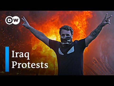 Iraq: Anti-government protests turn deadly | DW News