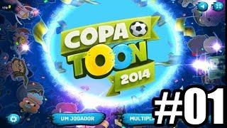 Copa Toon 2 2014 #01 : O Campeonato
