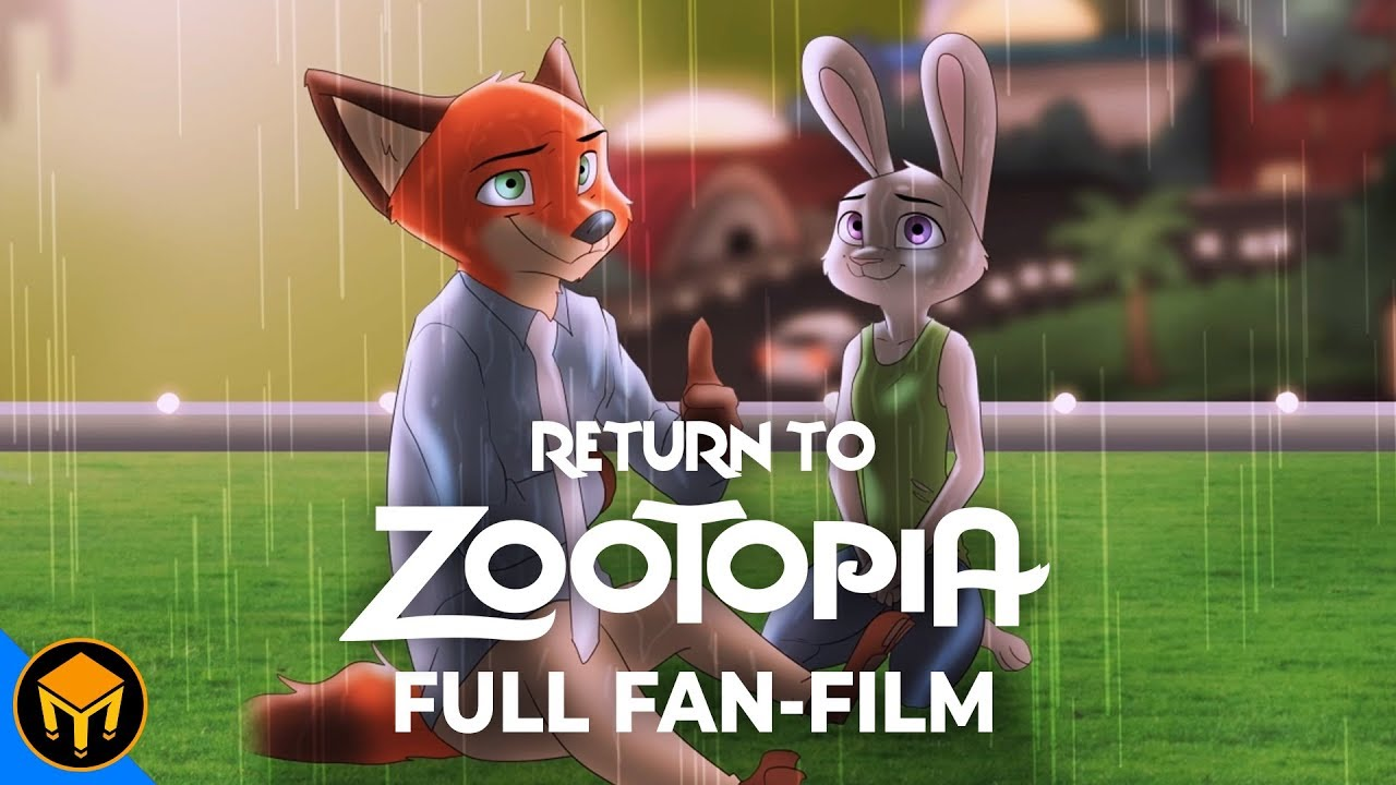 Return To Zootopia Full Fan Film Youtube