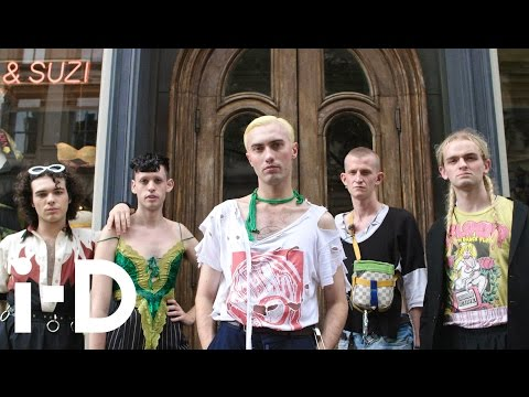 LOVERBOY: Charles Jeffrey Takes New York (Full Length Documentary)