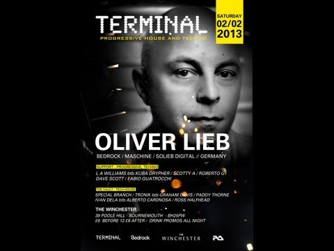 Oliver Lieb at Terminal @ The Winchester/Bournemouth/UK Feb.02 2013