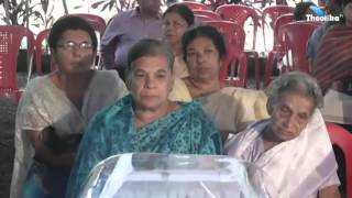 Mariamma Thomas (101)  Funeral Service on Nov  21st 2015