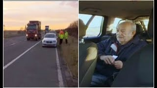 Two Cops Met A 91 Year Old After A Car Crash  Then They Found Out Who He Was And Dropped Everything