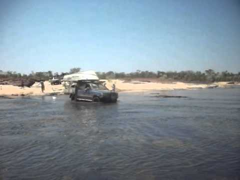 Drysdale River Crossing, Western Australia