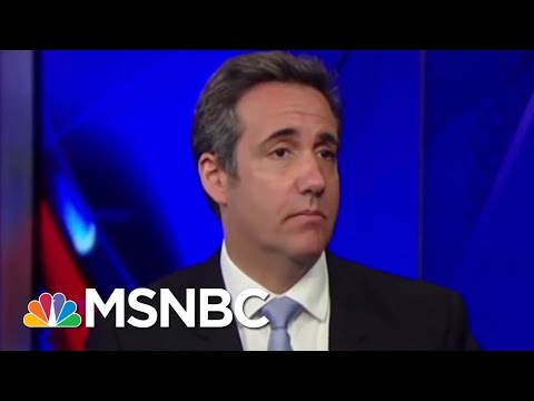 """Dean On Cohen Meeting Russian: Trump """"Infected"""" GOP With """"Swamp"""" 
