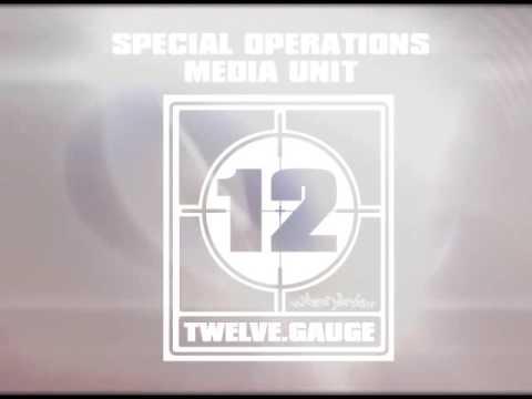 twelve gauge special operations media unit