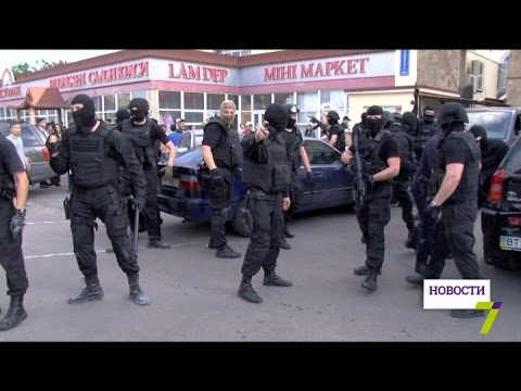 В Одессе пострадала