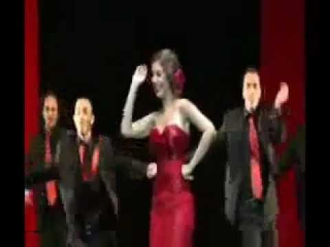parts of  Rouwaida Attieh /  رويدا عطيه in ,,sabah the musical,, Beiteddine june 2011