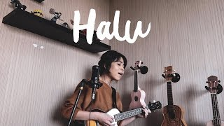 Download lagu HALU - FEBY PUTRI Ukulele Cover by Ingrid Tamara