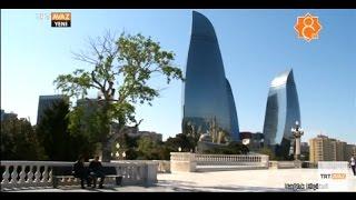 Azerbaycan'ın Başkenti Bakü'nün Sokaklarını Gezdik - TRT Avaz