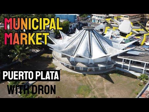 Puerto Plata Municipal Market El Mercado - Dominican Republic Travel
