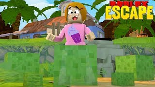 Roblox Escape The Slime Obby With Molly!