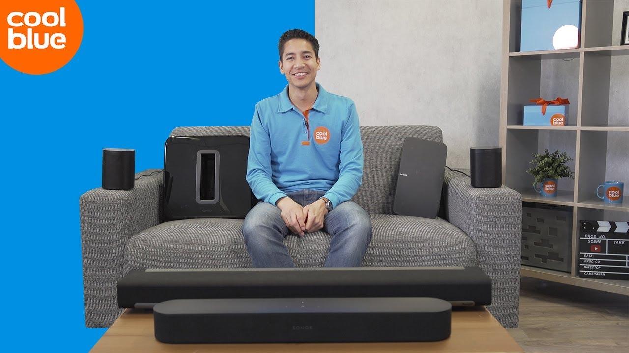 3 Manieren Om Je Sonos Systeem Uit Te Breiden Coolblue Alles Voor Een Glimlach