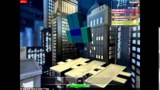 ROBLOX: Mirror ' s Edge (modo Parkour: P1)