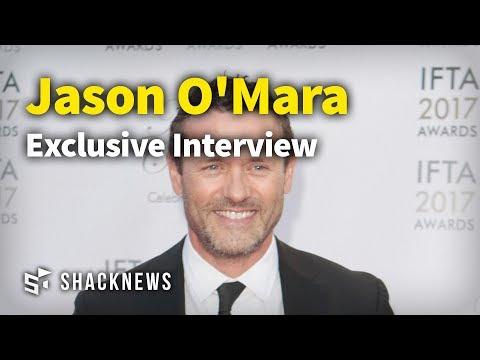 Jason O'Mara on Man in the High Castle Season 3