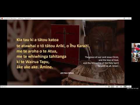 Taha Māori Session 16 Advent Discussions Te Reo Carols