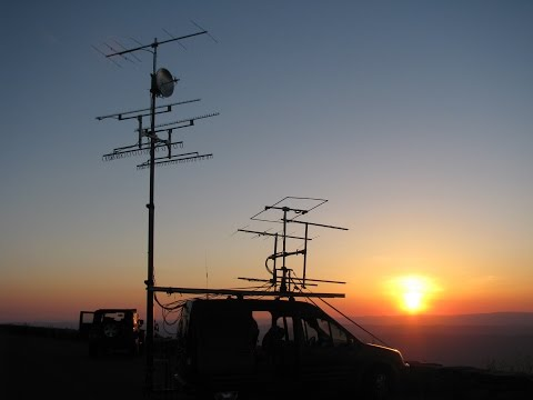 K8GP Rover ARRL June VHF 2014 QSO Party
