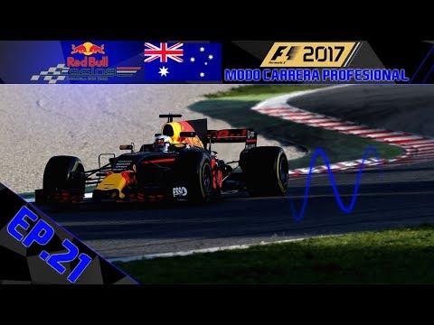 F1 2017 - Modo carrera profesional \