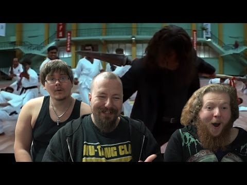 ANNIYAN Dojo Fight Scene Reaction And Discussion