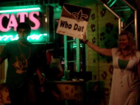 Bourbon Street Karaoke