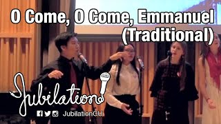 "Jubilation! - ""O Come, O Come, Emmanuel"" (Fall 2019)"