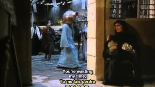 Dalida in 'Le sixième jour' by Youssef Chahine, English fansubs, 2-7
