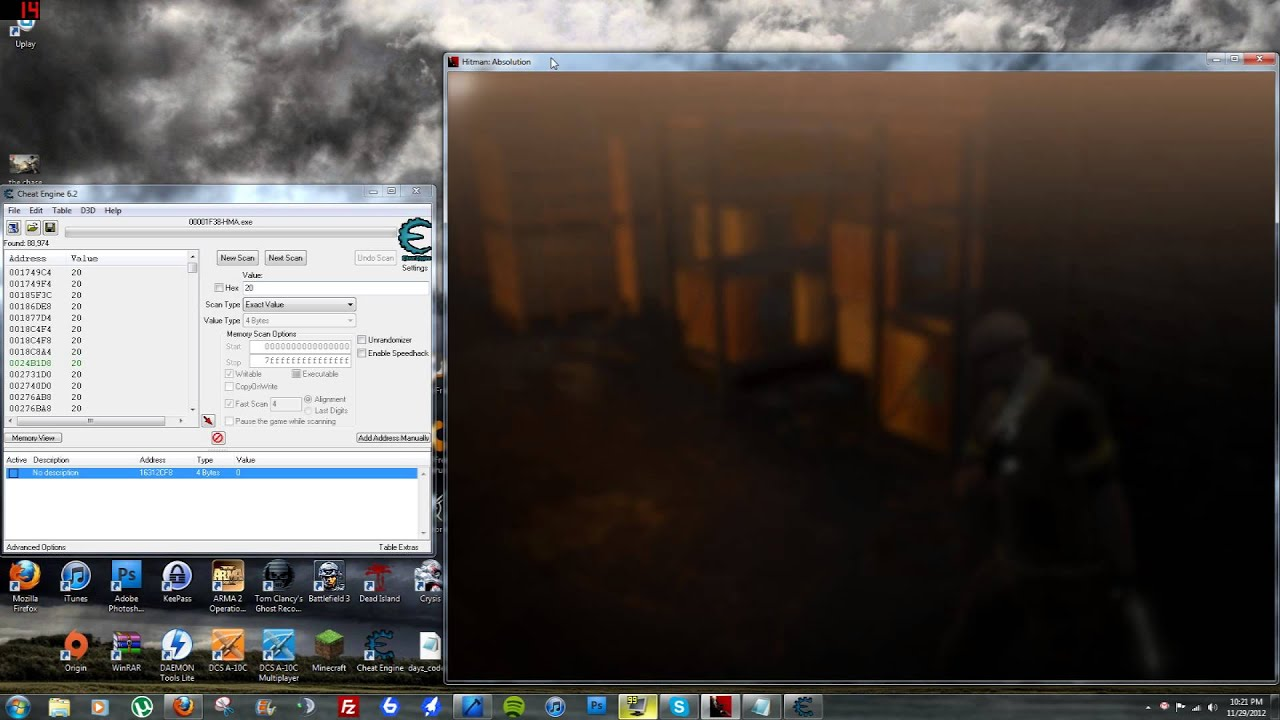 How To Get Unlimited Ammo In Hitman Absolution Or Any Other Pc