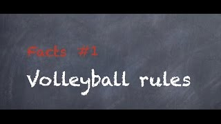 Volleyball Rules Explained
