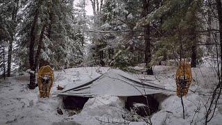Extreme Weather WINTER SURνIVAL Winter Wild Edibles