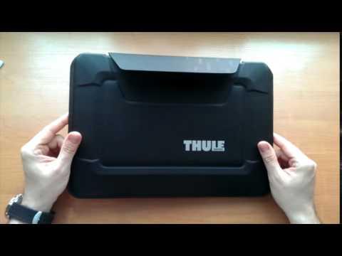 competitive price 9eedd 57d09 Thule Gauntlet 3.0 Etui MacbookAir