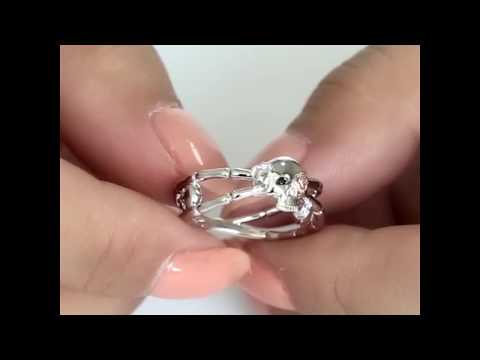 VANCARO Skull Promise Ring Review