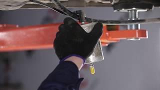Wie Sie Radlagersatz beim SKODA OCTAVIA (1U2) selber ausbauen - Videotipp