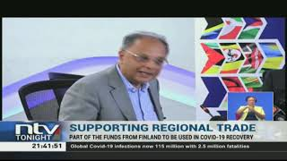 Kenya receives Sh1.38B grant from Finland