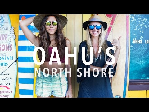 Girls Guide to North Shore Oahu