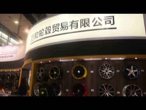 (AAITF) Guangzhou, China. Auto Aftermarket Industry & Tuning Fair Show Highlights  2014