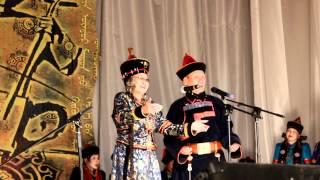 бурятская народная песня Хада дээгүүр гоё гээшэнь