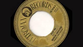MARCIA GRIFFITHS - PLAY ME / LLOYD CHARMERS - PLAY ME (TROJAN) REGGAE