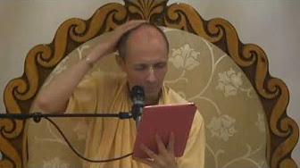 Шримад Бхагаватам 4.30.37 - Бхакти Ананта Кришна Госвами