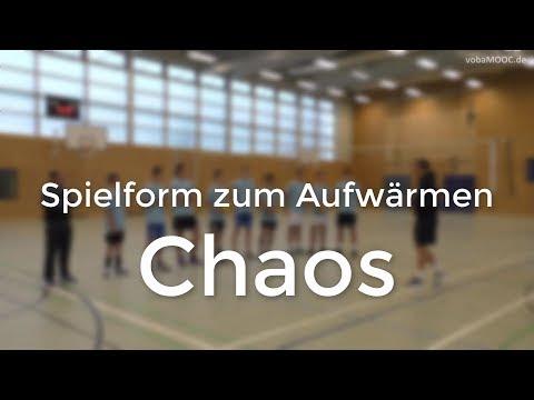 Stefan Hübner - Spielform zum Aufwärmen - Chaos