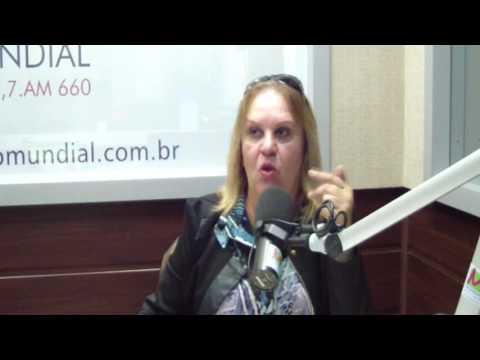 Brasil Cigano,Cigana Shirley de Azevedo,Radio Mundial,15-08-2016