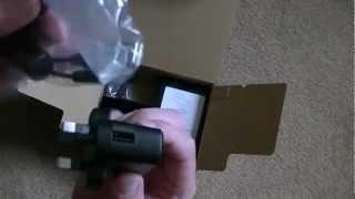 unboxing Panasonic Lumix TZ25