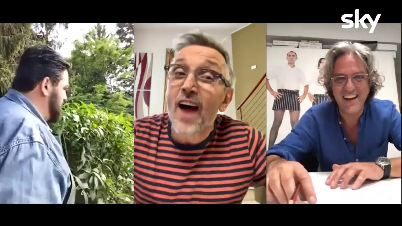 🤯Cannavacciuolo alla lavagna, interrogato da Barbieri e Locatelli | MasterChef Italia 10 - Selezioni