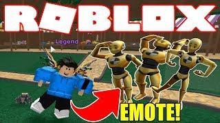 ROBLOX EMOTE NASIL KULLANILIR? EMOTE GELD!