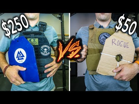 DIY Weight Vest For Under $50!