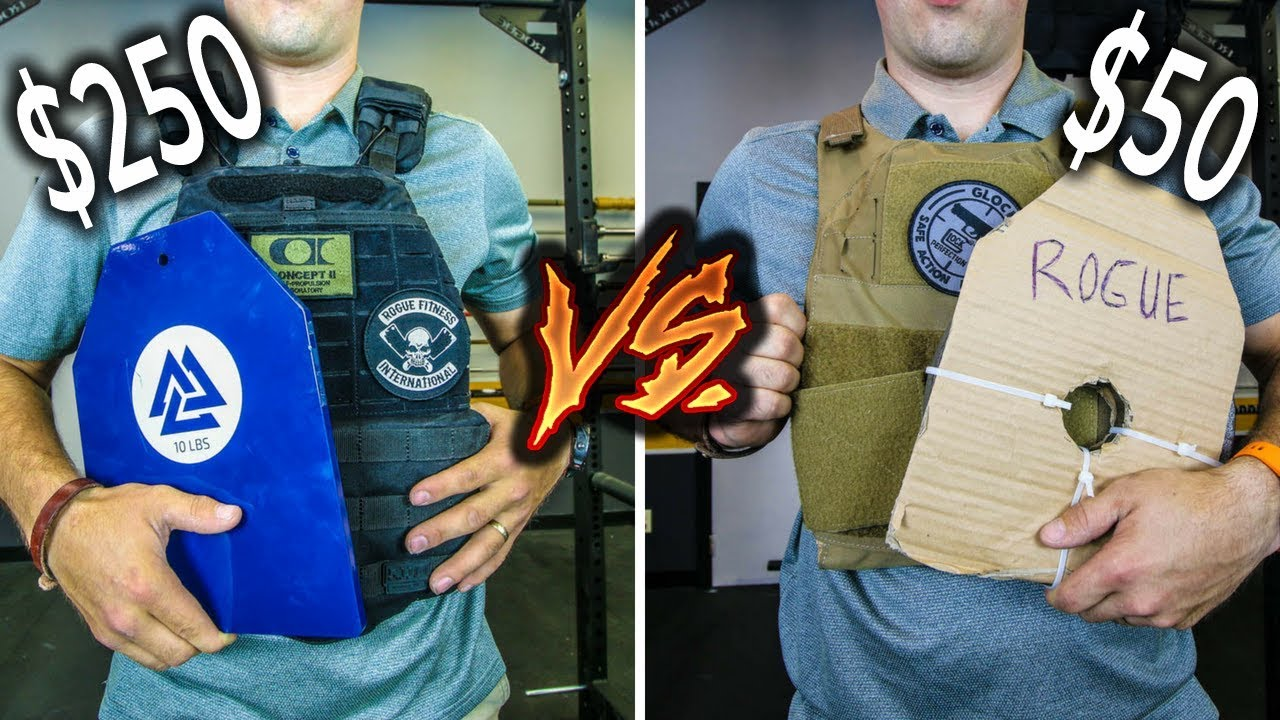 Diy weight vest for under youtube
