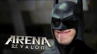 ICH BIN BATMAN! | Arena of Valor