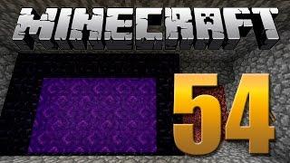 Atalhos / Sincronizando Portais - Minecraft Em busca da casa automática #54.